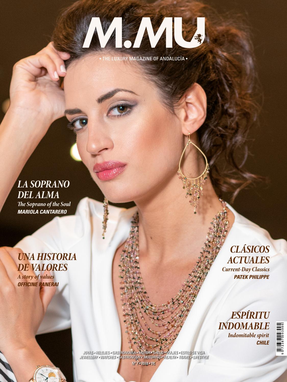 4e5ba19e9e04 MMU Magazine VII by Miguel Muñoz Joyeros - issuu