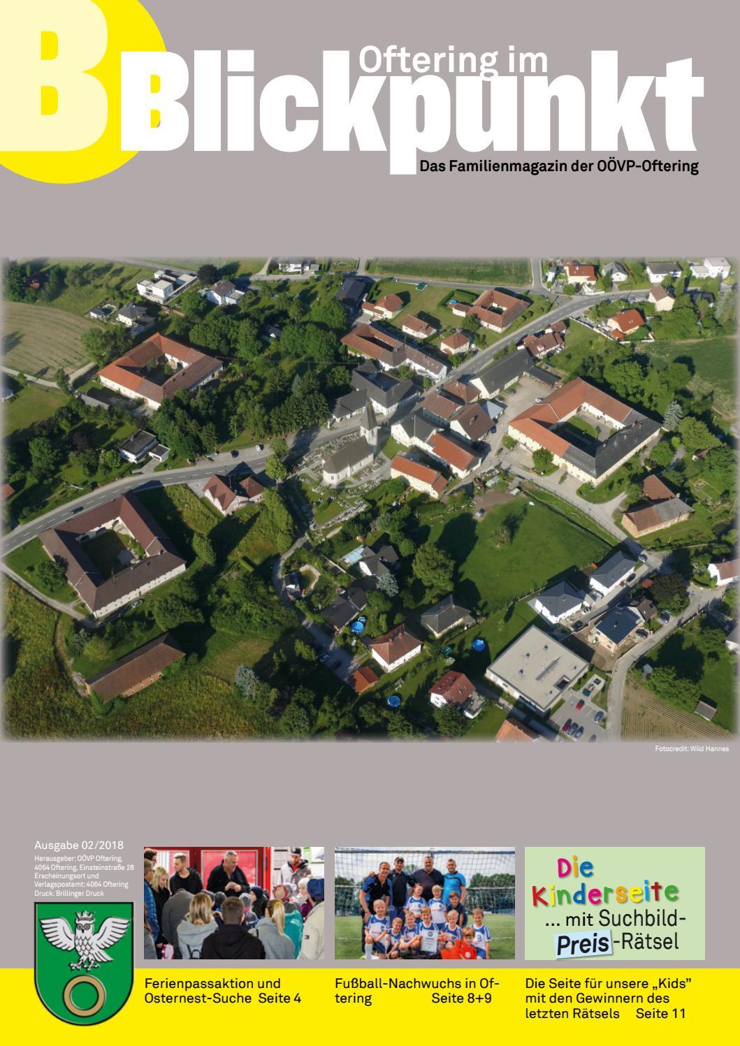 Blickpunkt Oftering Juli 2018 by Reinhard Hadler - issuu