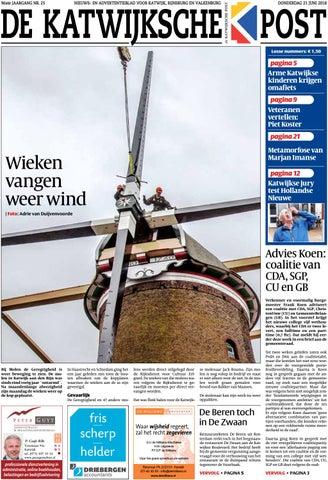 Kp Week 25 18 By Uitgeverij Verhagen Issuu