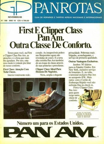 75ae39641628b Guia PANROTAS - Edição 188 - Novembro 1988 by PANROTAS Editora - issuu