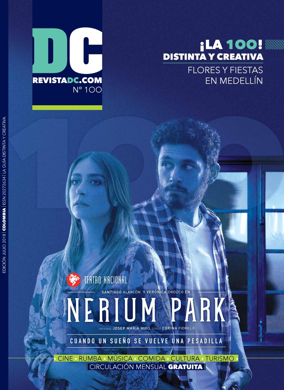 DC Julio - Edición 100 - Revista DC by Revista DC - issuu f27973ad90198