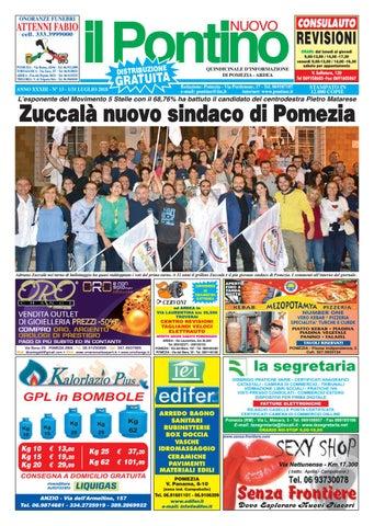 sports shoes 1764c 130af Il Pontino Nuovo - ANNO XXXIII - N. 13 - 1 31 Luglio 2018 by Il ...