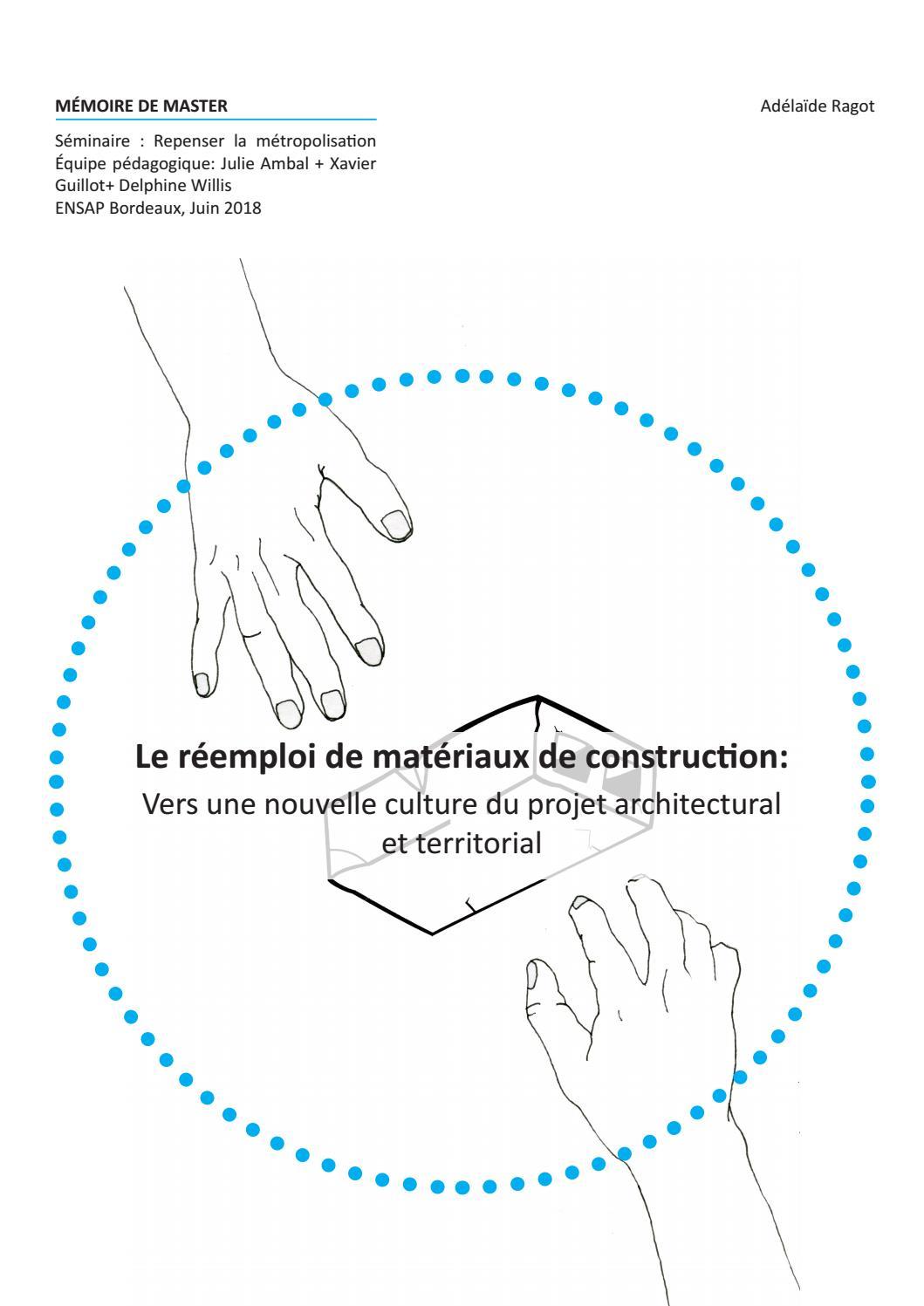 règles pour la datation d'un architecte