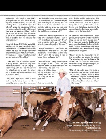 Page 37 of Mares With More   Lynx Bar Legacy