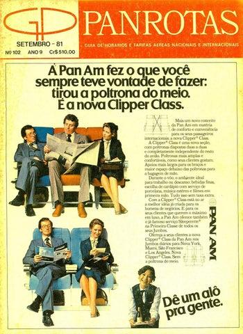 4be52c0787e60 Guia PANROTAS - Edição 102 - Setembro 1981 by PANROTAS Editora - issuu