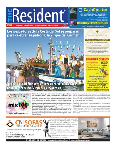The Resident July 2018 by Manilva Media Workshop SLL issuu