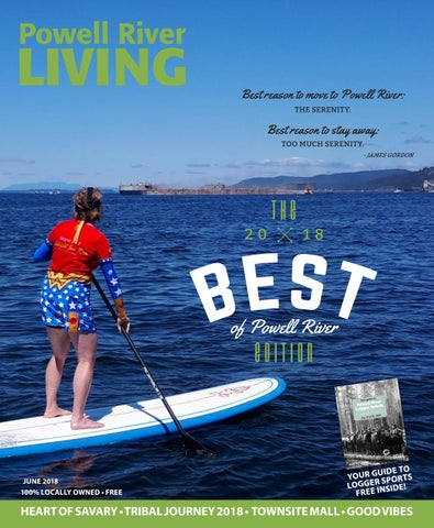 c75e6757dc60 Powell River Living July 2018 by Sean Percy - issuu