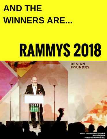 Page 30 of RAMMYS 2018