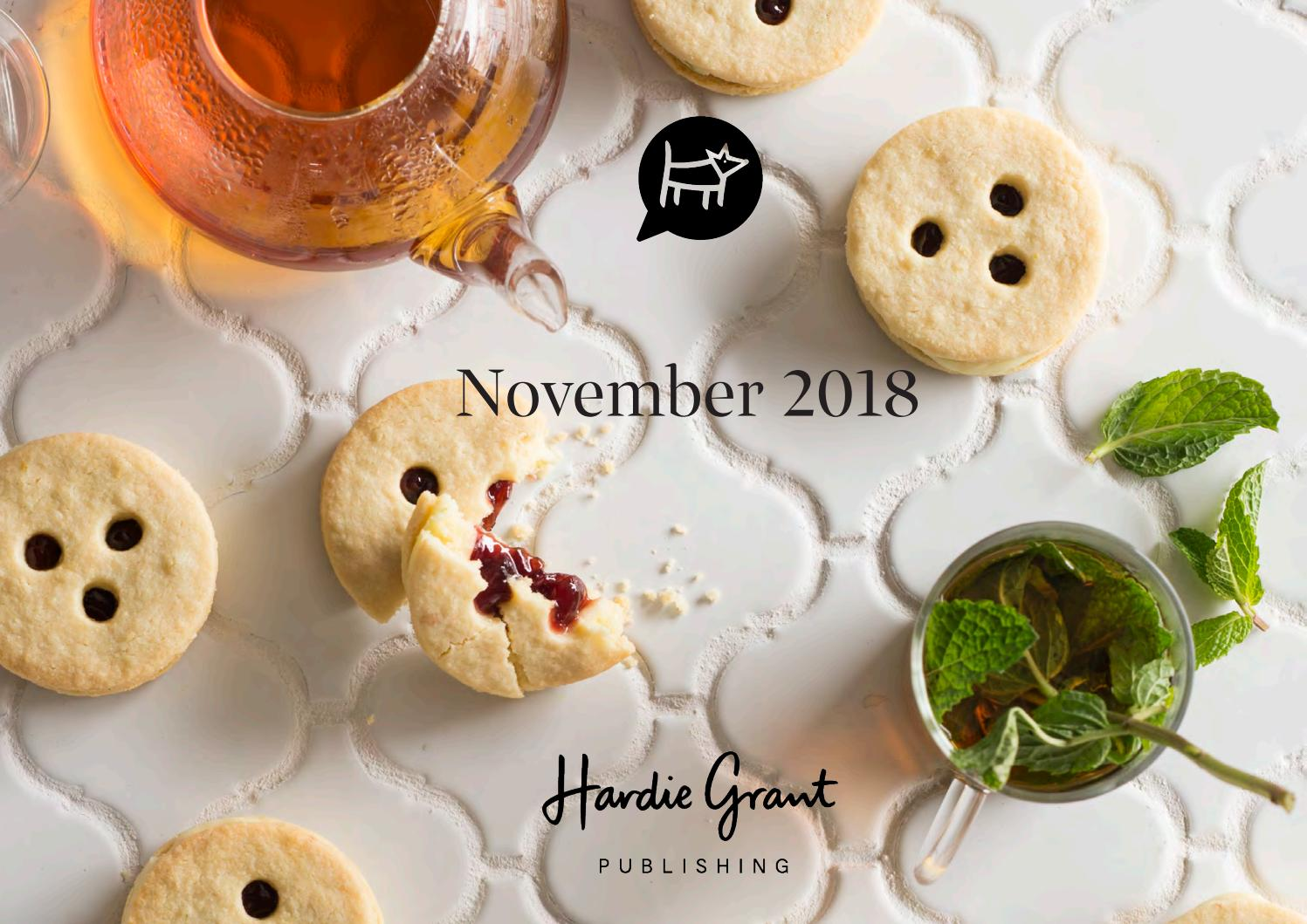 HGBooks November Kit 2018 by Hardie Grant Publishing - issuu