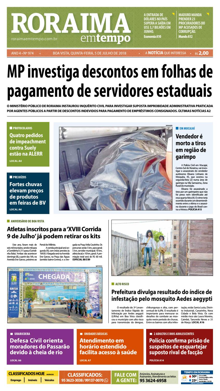 Jornal roraima em tempo – edição 974 by RoraimaEmTempo - issuu ebe5a67bac