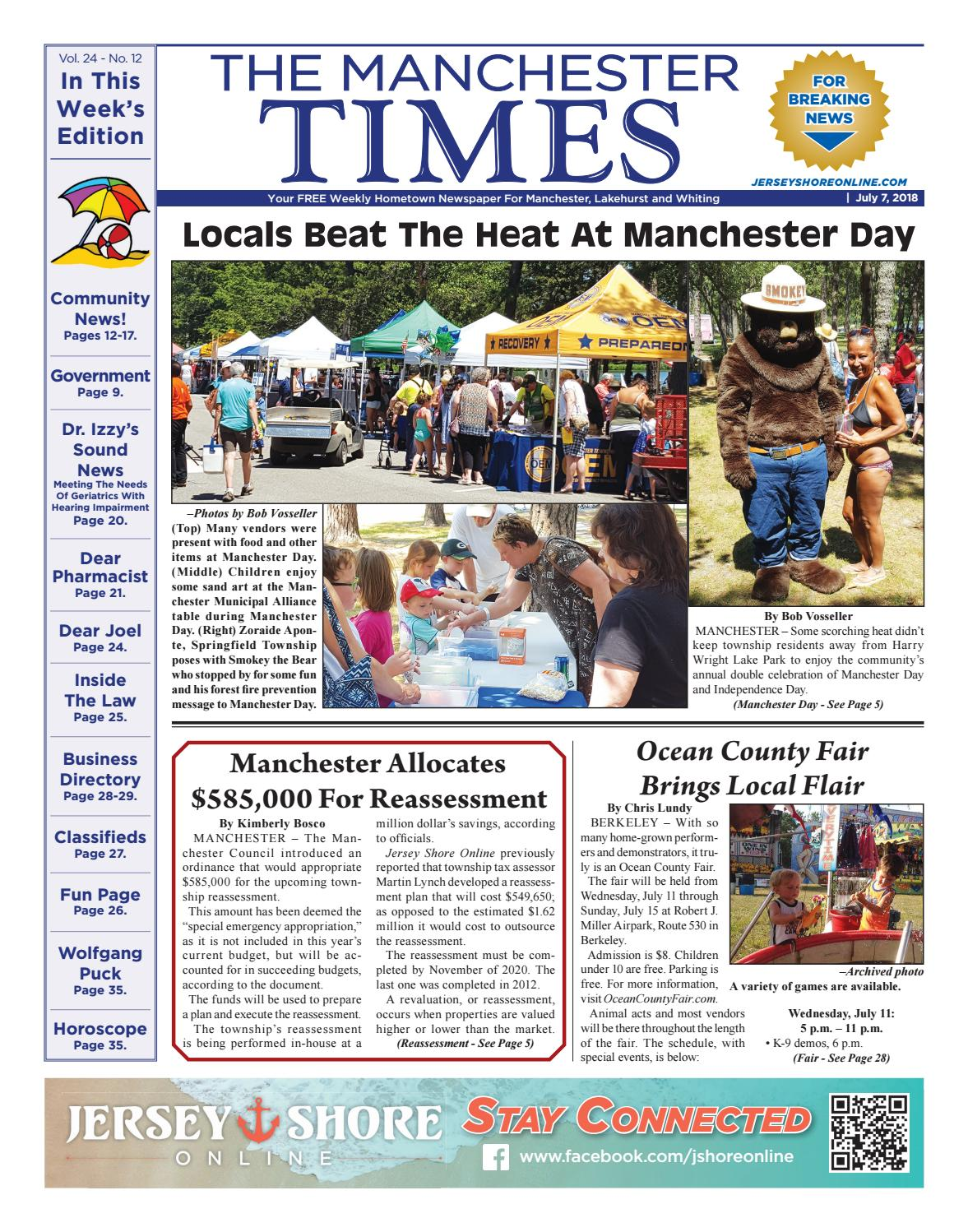 841bbb64832c 2018-07-07 - The Manchester Times by Micromedia Publications Jersey ...