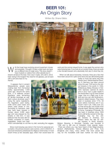 Page 18 of Beer 101: An Origin Story