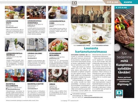 Edenred etsii Suomen parasta lounasravintolaa!