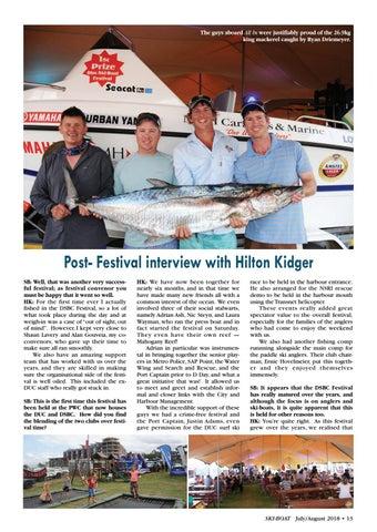 Page 13 of Durban Ski Boat Club Festival 2018