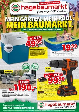 Hagebau Online Beilage Kw27 By Wochenanzeiger Medien Gmbh Issuu