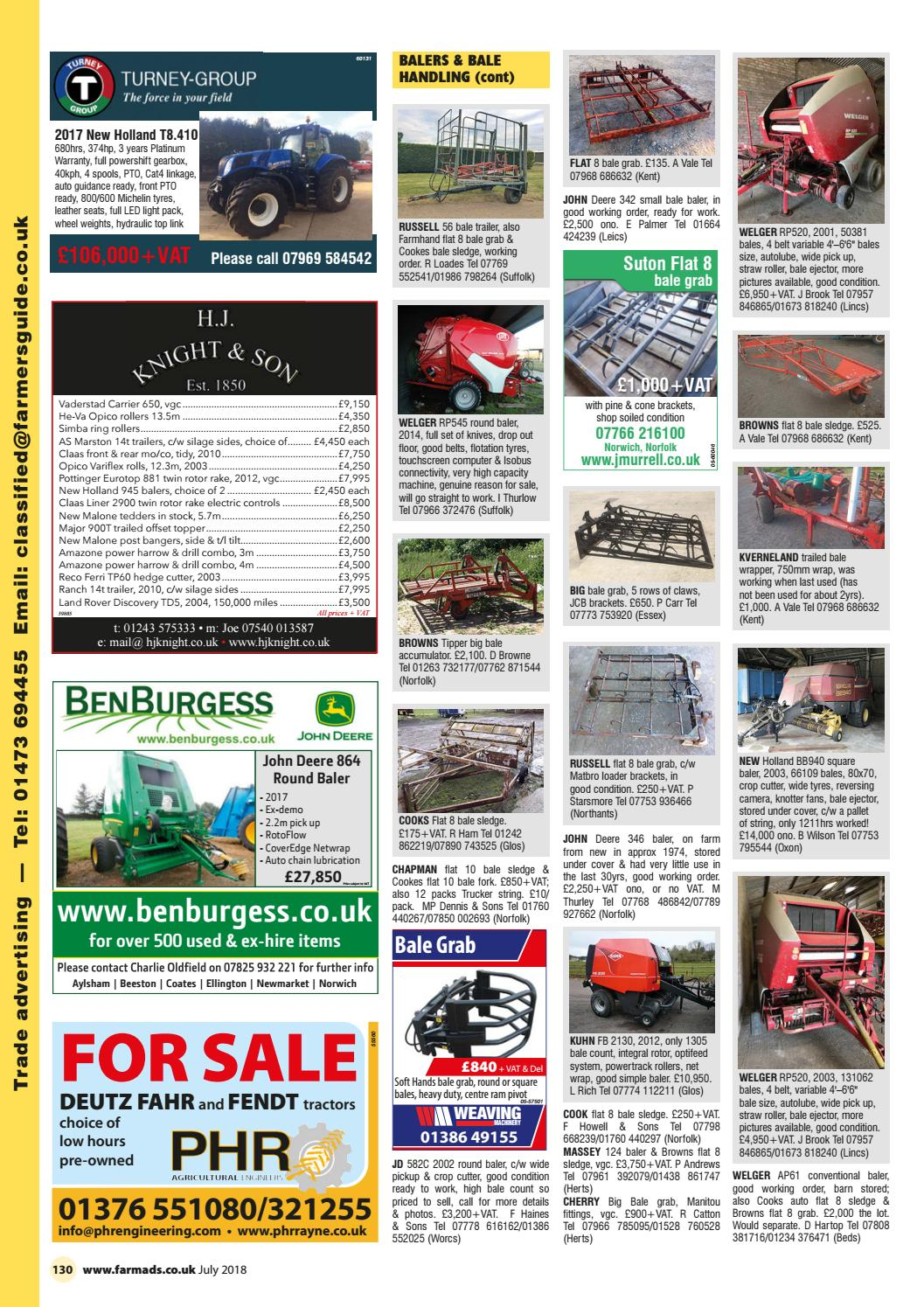 Farmers Guide July 2018 by Farmers Guide - issuu