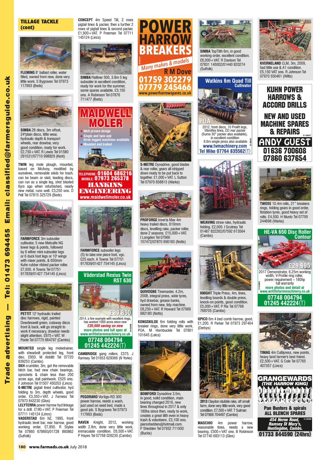 ecf134c93d Farmers Guide July 2018 by Farmers Guide - issuu