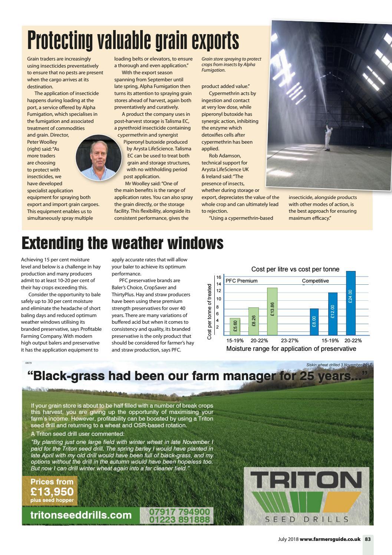 Farmers Guide July 2018