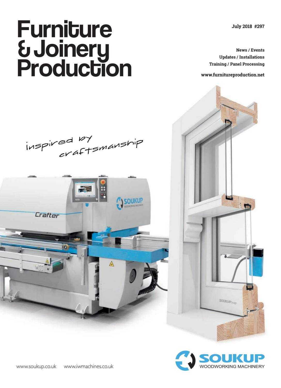 Furniture & Joinery Production #297 by Gearing Media Group Ltd - issuu