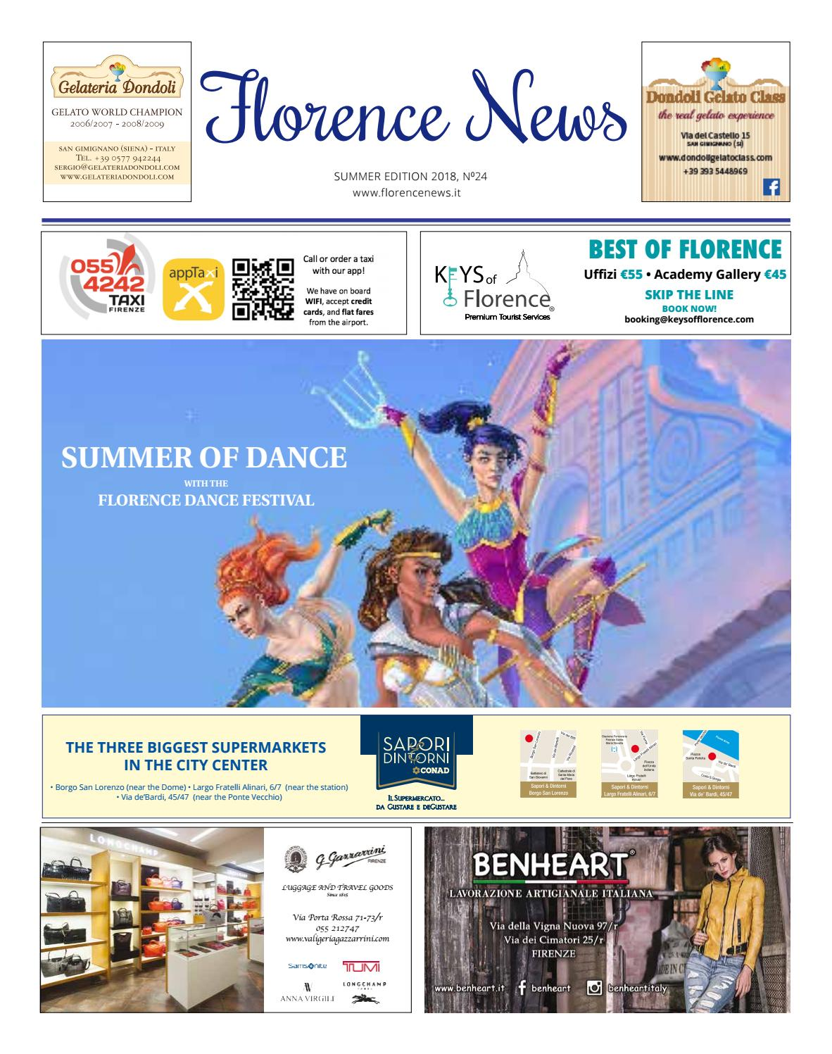ea2e7cdd Florence News Summer Edition 2018 by FN - issuu