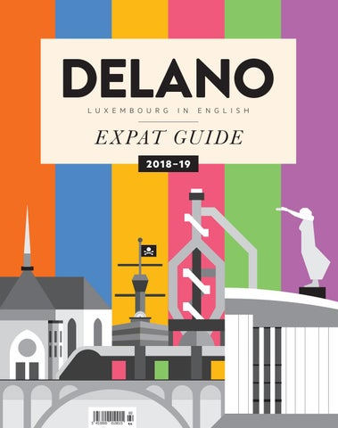 Delano Expat Guide 2018 By Maison Moderne Issuu