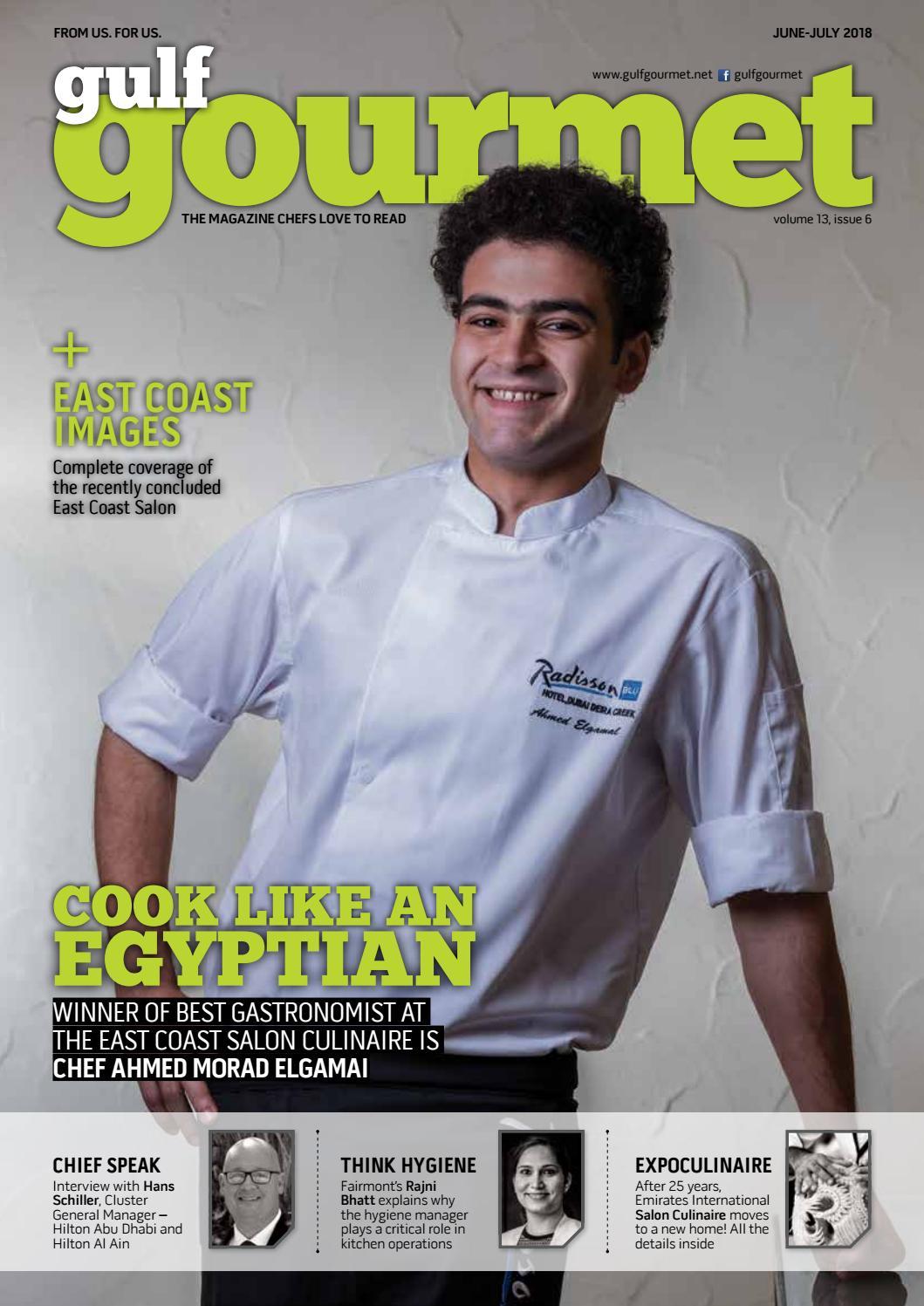 June-July 2018 by Gulf Gourmet magazine - issuu