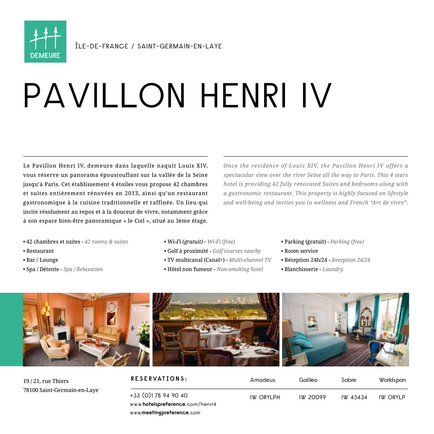 Guide 2018 2019 Hotels Preference By Hotelspreference18 Issuu