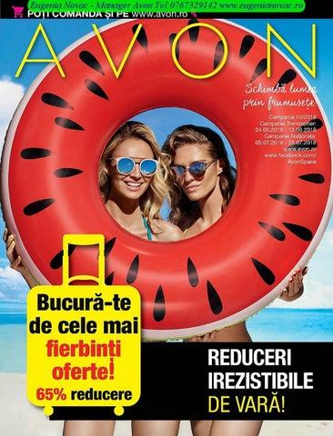Avon Cosmetics Romania Online Issuu