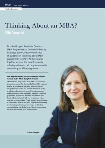 Page 42 of Thinking About an MBA?