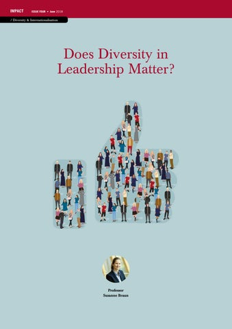 Page 8 of Does Diversity in Leadership Matter?