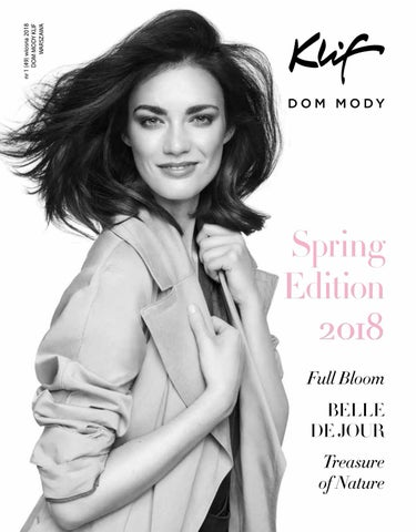 f5774387af nr 1 (49) wiosna 2018 DOM MODY KLIF WARSZAWA