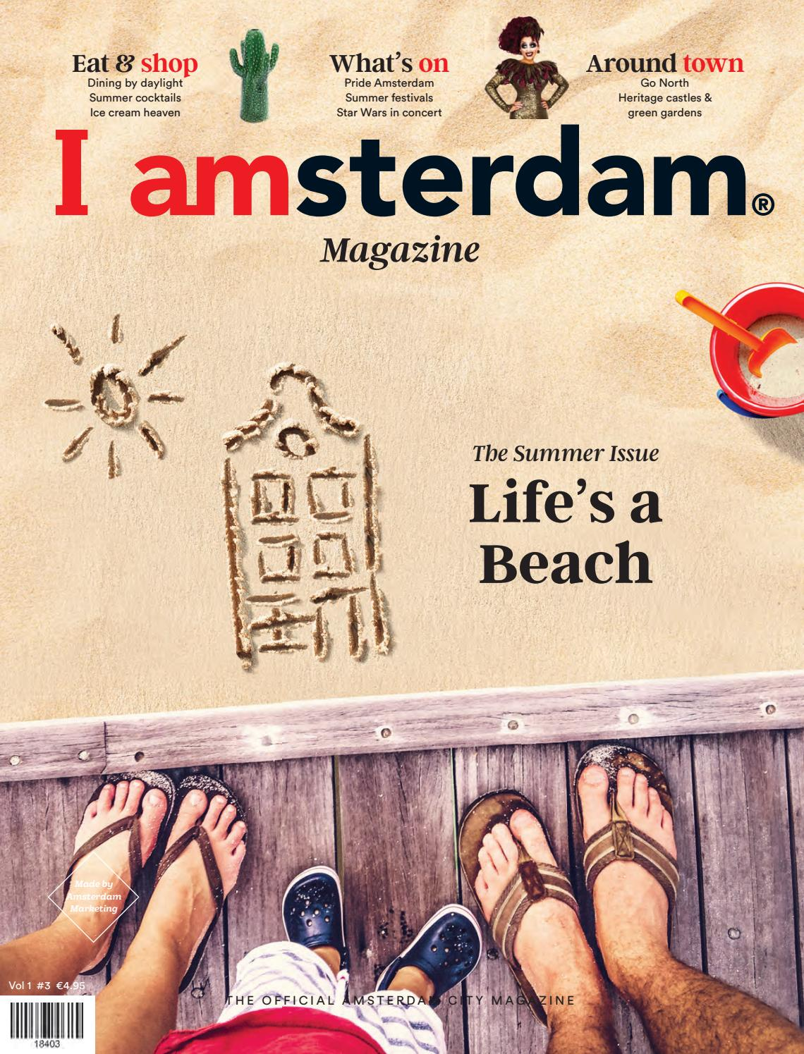 185612d20fd045 I amsterdam Magazine summer 2018 by amsterdam partners - issuu