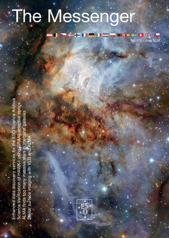 The Messenger 172 By European Southern Observatory Issuu