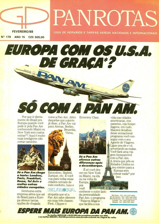Guia PANROTAS   Edição 10   Fevereiro/10 by PANROTAS Editora ...