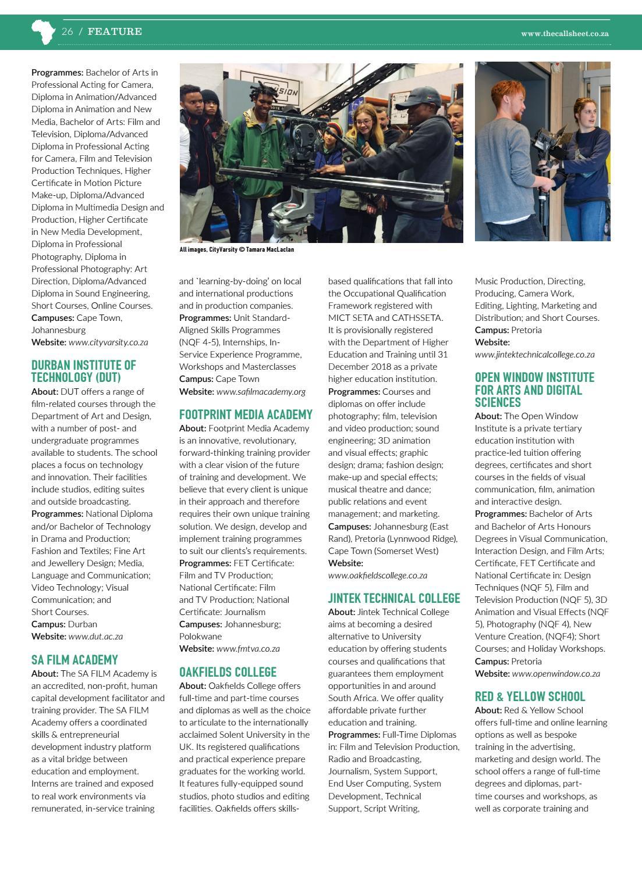 The Callsheet Issue 07