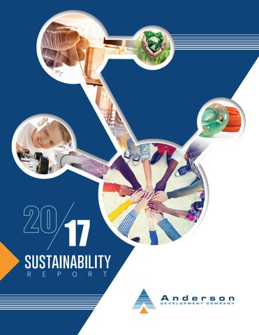 2017 Sustainability Report by dana jolene - issuu