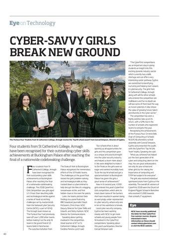Page 40 of Cyber-Savvy Girls Break New Ground