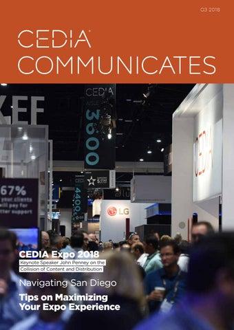 CEDIA Communicates Q3 2018 by CEDIA - issuu
