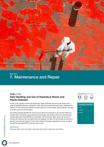 Page 128 of Maintenance and Repiars