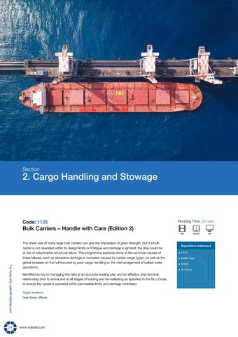 Page 26 of Cargo Handling and Stowage