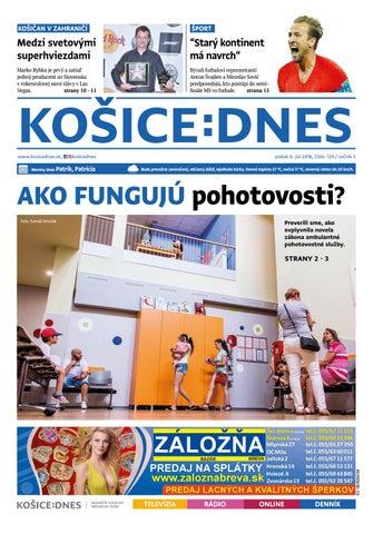 6d393291b KOŠICE:DNES 6.7.2018 by KOŠICE:DNES - issuu