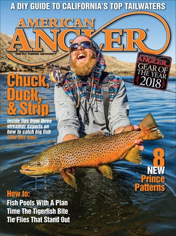 6a23d5bef American Angler 2018 01 by Cowboy Publishing Group - issuu
