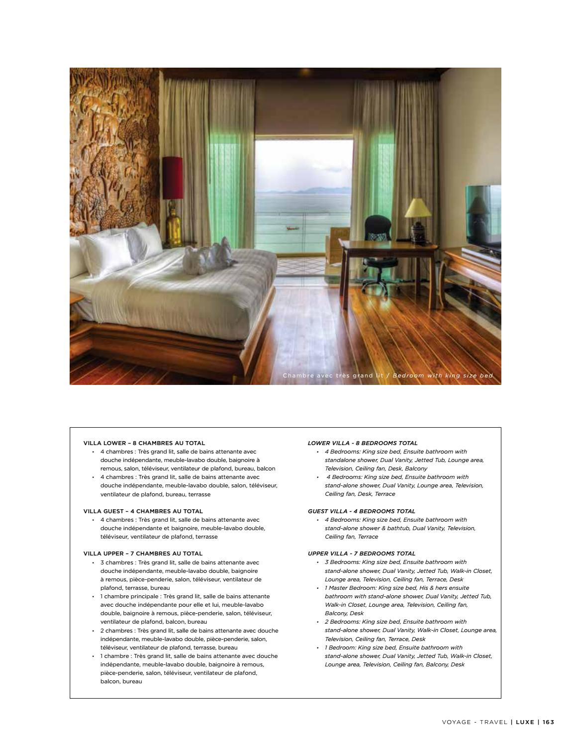 Chambre Et Salle De Bain Attenante luxe printemps 2018magazineluxe - issuu