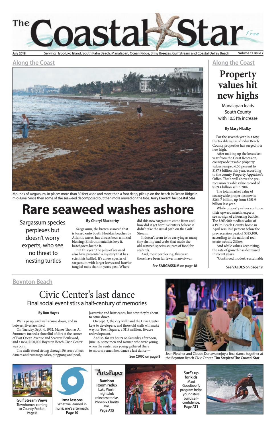 The Coastal Star July 2018 by The Coastal Star - issuu