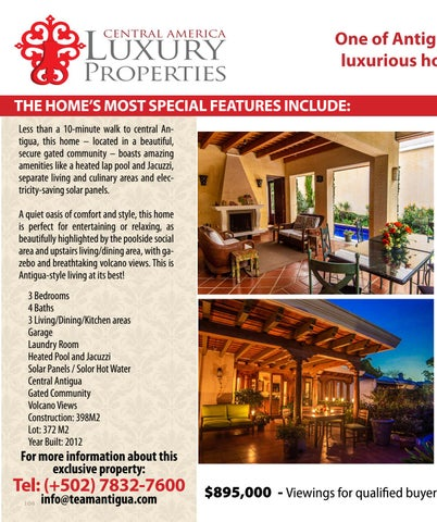 Page 108 of Central America Luxury Properties