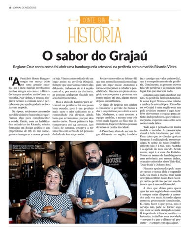 Page 16 of O Sabor do Grajaú