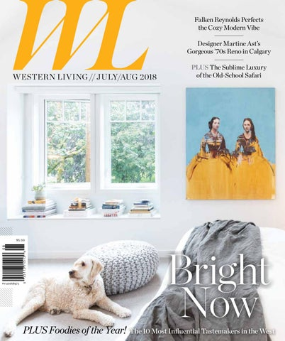 Triangle august september 2018 by home design decor magazine issuu western living julyaugust 2018 fandeluxe Gallery