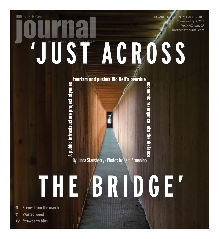 North Coast Journal 7 5 18 Edition By North Coast Journal Issuu