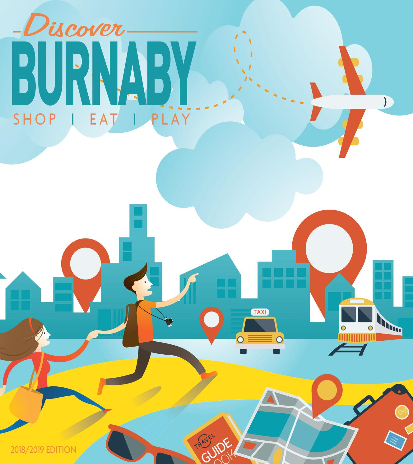 Discover Burnaby - Shop, Eat and Play by Burnaby Now - issuu