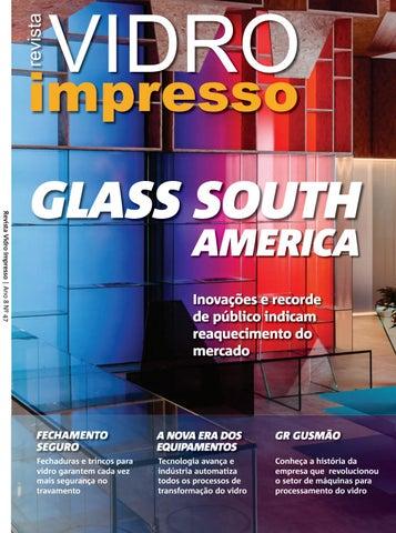 fa48d0d9d Revista Vidro Impresso Ed 47 by Grupo OC - issuu